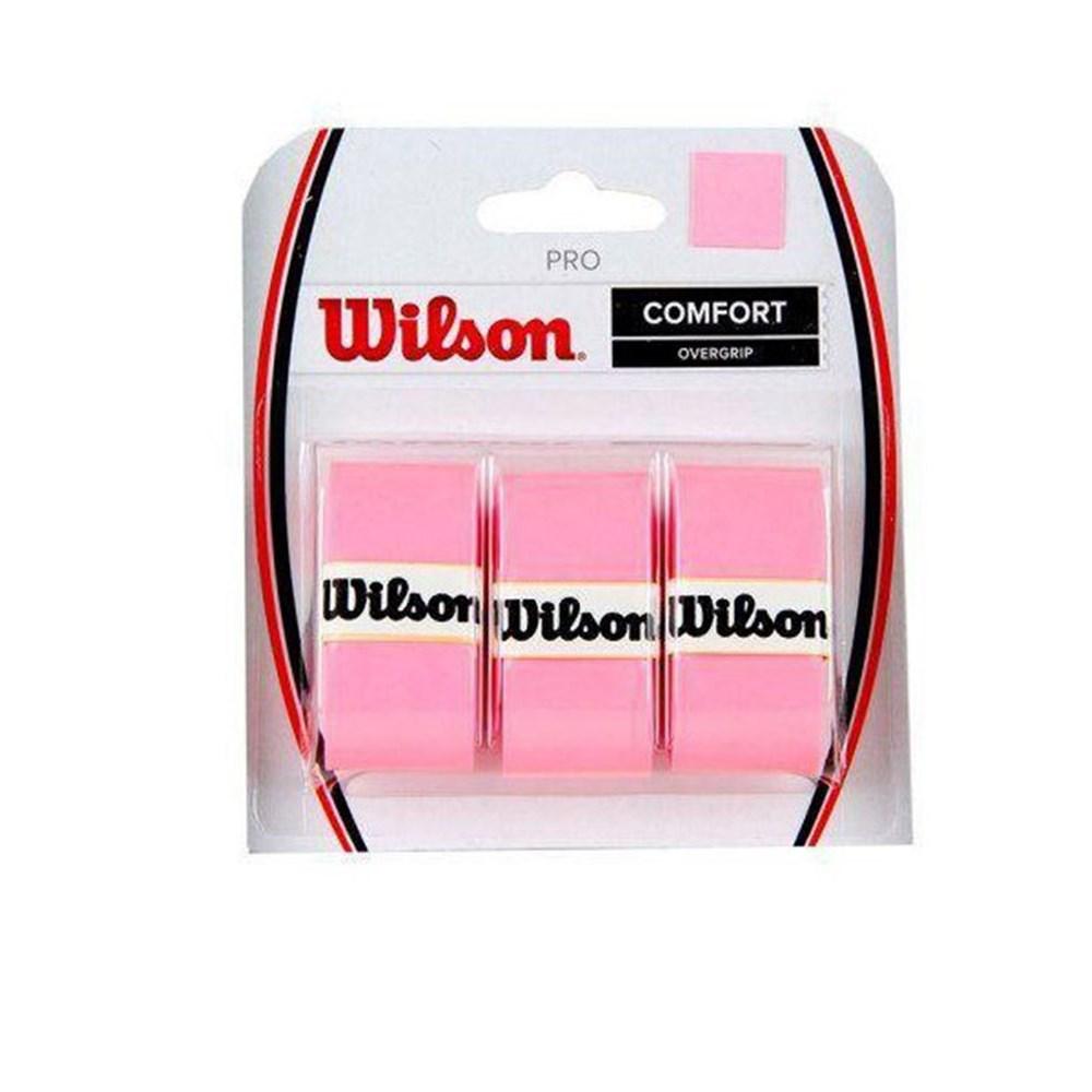 OVERGRIP PRO NEW PINK WILSON