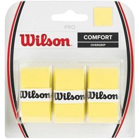 Overgrip Wilson Comfort Amarelo