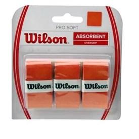 Overgrip Wilson Pro Absorbent Vermelho