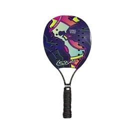 Raquete Beach Tennis Kirol Roxa