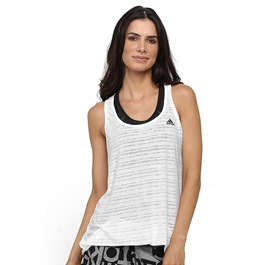 REGATA ADIDAS WORKOUT BRANCA