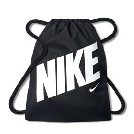Sacola Infantil Graphic Nike Preta
