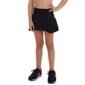SAIA SHORTS INFANTIL LIGHT PRETA BEST FIT