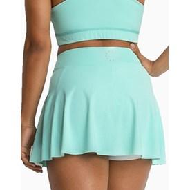 Saia Shorts La Clofit Smash Verde
