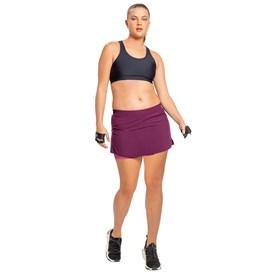 Saia Shorts Live Run Roxa