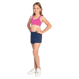 Saia Shorts Trinys Infantil Azul Marinho