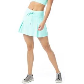 Saia Shorts Vestem Precious Verde Água