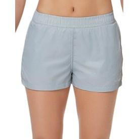 SHORT RUN CINZA LA CLOFIT