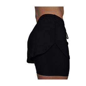 Shorts Best Fit Cooper Duplo Preto