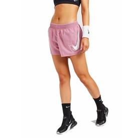 Shorts Feminino Nike Swoosh Run Rosa