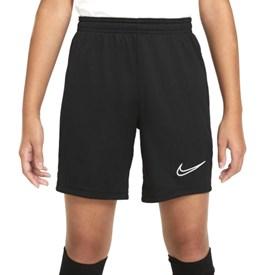 Shorts Infantil Nike Dri Fit Academy Preto