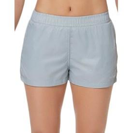 Shorts La Clofit Run Cinza