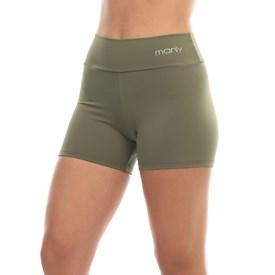 Shorts Manly Basic Verde
