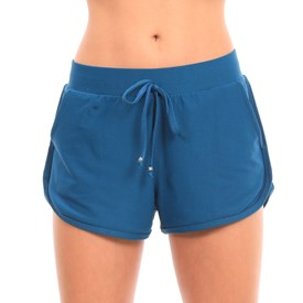 Shorts Manly Jumper Azul
