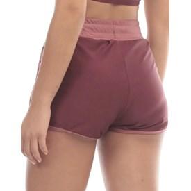 Shorts Manly Sport Vermelho