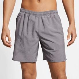 Shorts Nike Chllgr 7In Cinza Mescla