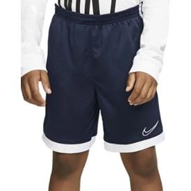 Shorts Nike Dri-FIT Academy Infantil Azul Marinho