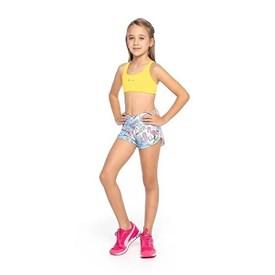 Shorts Trinys Estampado Infantil