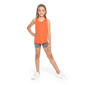 Shorts Trinys Liso Infantil Mescla