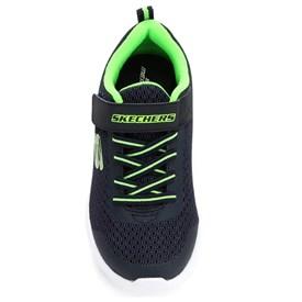 Tênis Skechers Dyna Lite Preto e Verde