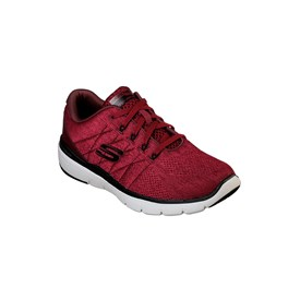 Tênis Skechers Flex Advantage 3.0 Stally Masculino Vinho