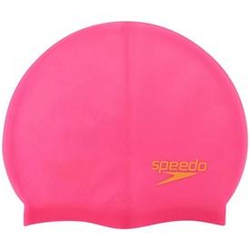 Touca Adulto Speedo Silicone Rosa Neon