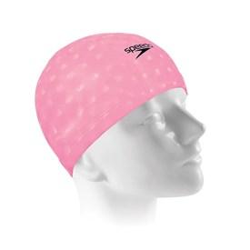 Touca de Natação Adulta Speedo Comfort 3D Rosa
