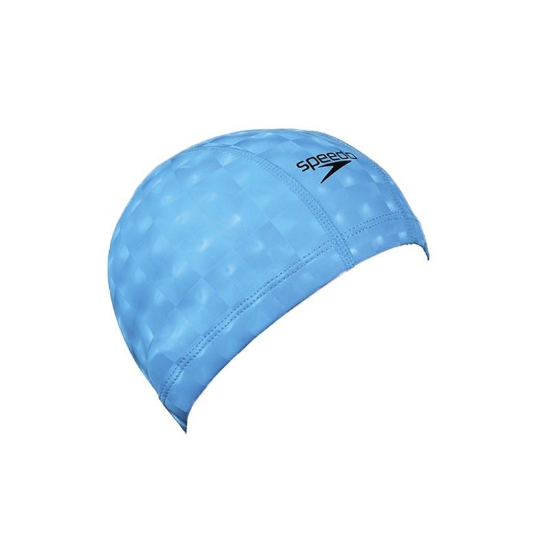 Touca de Natação Adulta Speedo Comfort Cap 3D Azul