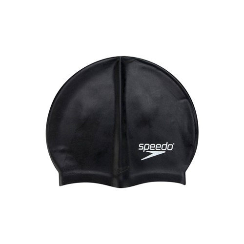 TOUCA FLAT SWIM CAP PRETO SPEEDO