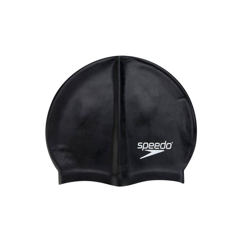 TOUCA FLAT SWIM CAP PRETO SPEEDO