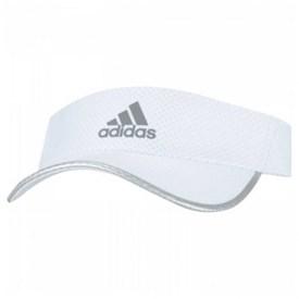 Viseira Adidas Running Climacool Branca